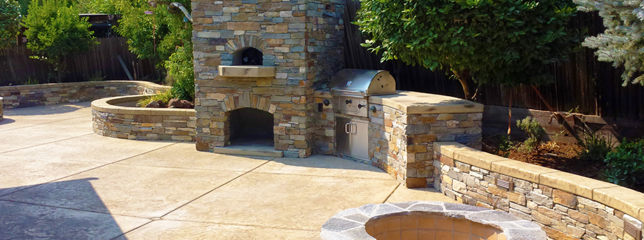 Custom Outdoor Kitchens Danville, CA