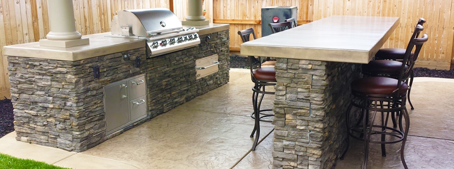Outdoor Kitchens Concord